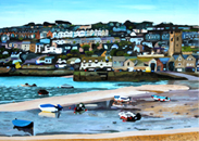 St. Ives, Harbour Beach