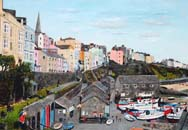 Tenby Boats