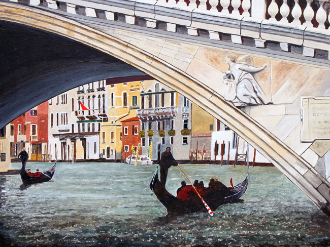 Under the Rialto